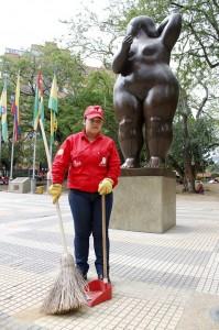 Érika Marcela Jaimes Prada, parquera de San Pío.