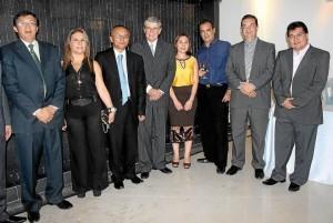 Javier Adolfo Serrano, Yaqueline Bustos, Luis Felipe Cano, Rafael Orduz, Jime-na Martínez, José Antonio Puche, Martín Alberto Gómez y Giovany Martínez.