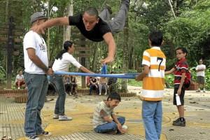 La actividad es liderada por la Alcaldía de Bucaramanga, Varsana Eco Vi-llage, la organización La Revolución de la Cuchara y Eco Yoga Festival.