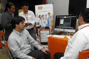 En la Feria Tecnológica realizada en Cacique Centro Comercial se pudieron presentar estas propuestas