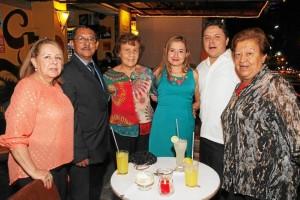 Doralba Amaya de Rojas, José Édgar Rojas Díaz, Graciela Amaya, Mónica An-drea Rojas Amaya, Fabio Alexander Ordóñez Amaya y Gladys Villabona