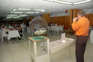 El bingo será en el Club Unión
