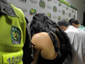 La banda de atracadores con la modalidad del 'paquete chileno' fue detenida el mismo día del delito.
