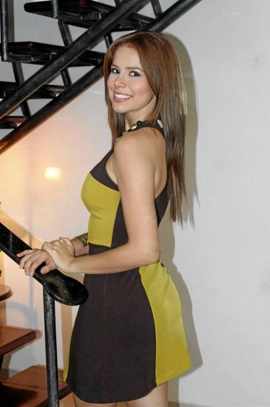Laura Hernández se despidió esta semana de sus compañeros de trabajo del canal TRO.