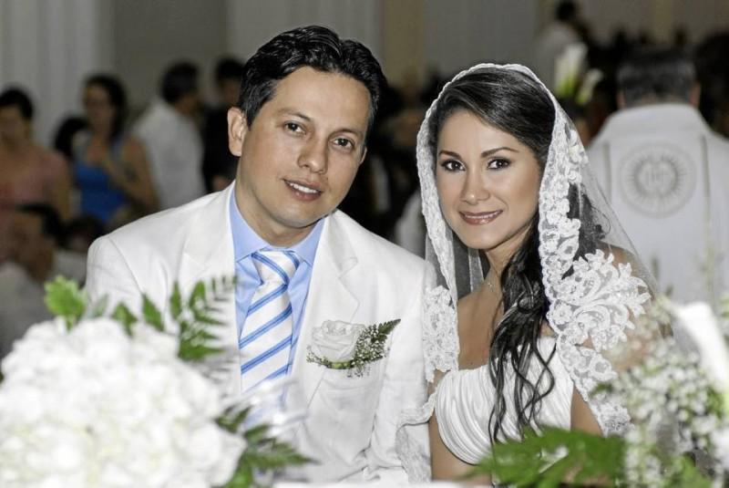 Ludwing Mantilla Castro y Ana María Torres Orozco.