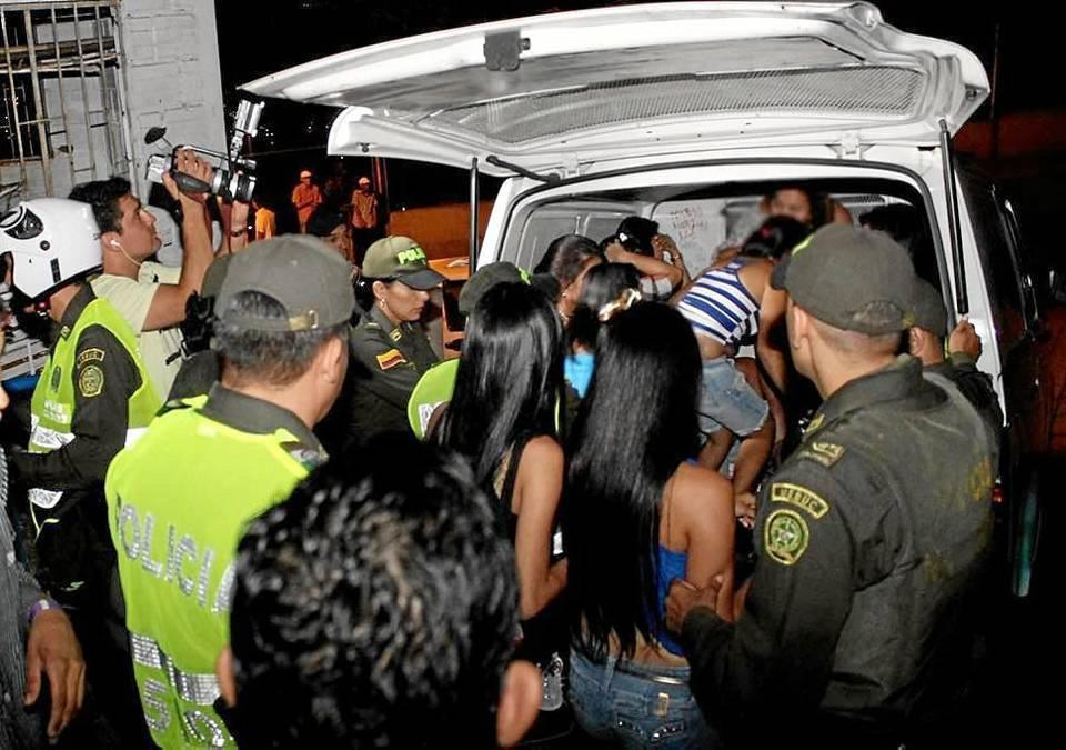 Los operativos continúan en las noches, en los sitios donde hay presencia de discotecas y bares.