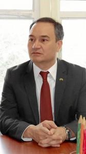 Jorge Alberto Zuluaga Villegas, encargado del Consulado Honorario de Brasil en Buca-ramanga.
