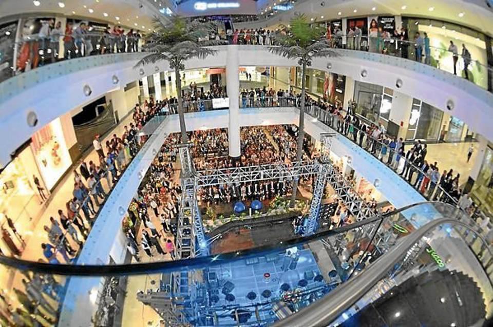 Los centros comerciales de la ciudad ofrecen una variada programación en el Día del Padre.