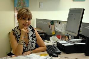 Marcela Ogliastri Barrera es la intendente para Bucaramanga de la Superintendencia de Sociedades, ubicada en la calle 41 # 37 - 62. - Jaime Del Río Quiroga / GENTE DE CABECERA