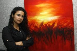 Yovanna hizo parte del proyecto Nuevos Talentos, de la CCB, en noviembre de 2012. - Archivo / GENTE DE CABECERA