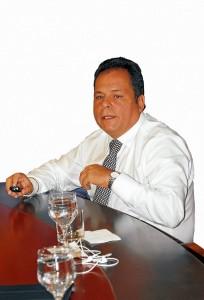 Mauricio Mejía Abello, secretario de Planeación Municipal