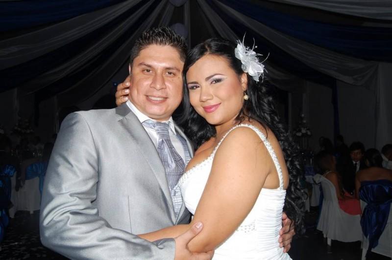 Jhon Edwin Hernández y Laura Marcela Guevara. - Suministrada / GENTE DE CABECERA