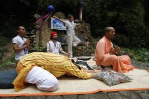 La quinta versión de Eco Yoga Festival se desarrollará el 28 de julio. - Archivo / GENTE DE CABECERA