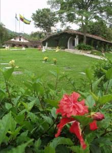 Así luce hoy el cementerio Jardines La Colina. - Archivo / GENTE DE CABECERA