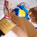 Todas las cajas de cartón son reciclables.