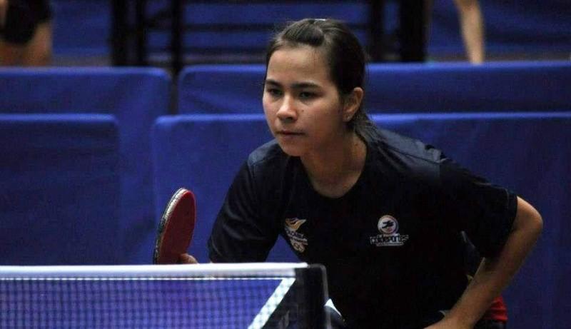 María Daniela Castillo Castillo viaja constantemente a competencias nacionales e internacinales. En esta foto juega en el Campeonato Nacional de Mayores en Tunja, efectuado la semana pasada