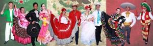 La entrada a las presentaciones de danza mexicana es gratuita. - Suministrada /GENTE DE CABECERA