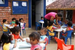 La Fundación Romelio brinda atención primaria a los niños del Norte de Bucaramanga