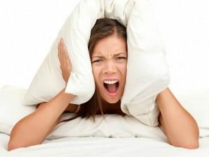 El exceso de ruido e incomodidades a la hora de descansar por esta causa son quejas comunes en Cabecera. - Tomada de www.dilenoalruido.com / GENTE DE CABECERA