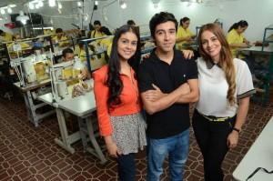 Los jóvenes empresarios de Siuk hacen parte del grupo de santandereanos nominados. - Archivo /GENTE DE CABECERA