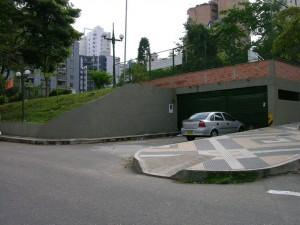 El parqueadero es propiedad de la Alcaldía de Bucaramanga y está en comodato. - Archivo / GENTE DE CABECERA