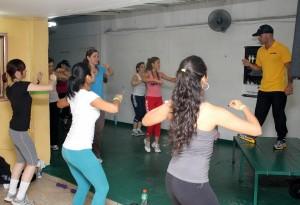 La salud física y mental hacen parte de las nuevas jornadas dominicales en Cuarta Etapa C.C. - Archivo /GENTE DE CABECERA