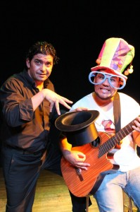 'Cabaretcito' es un show de Oskar Ziztman y Julian R. Rodríguez. - Suministrada/ GENTE DE CABECERA