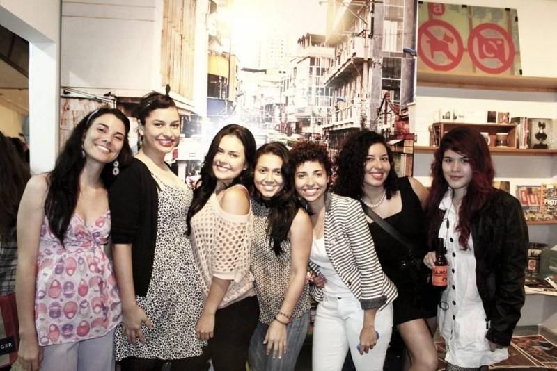 Tatiana Puentes, Nathalia Puentes, Natalia Maldonado, Alejandra Allado, Yuya Mancilla, Laura Rodríguez y Zoe Rey. - Suministrada / GENTE DE CABECERA