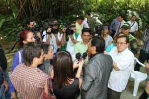 Los periodistas de Santander están invitados a las actividades de la Semana del Periodista. - Cortesía Jaime Moreno /GENTE DE CABECERA