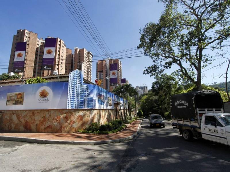El auge de la construcción continúa en esta parte de la ciudad que presenta condiciones favorables para el desarrollo
