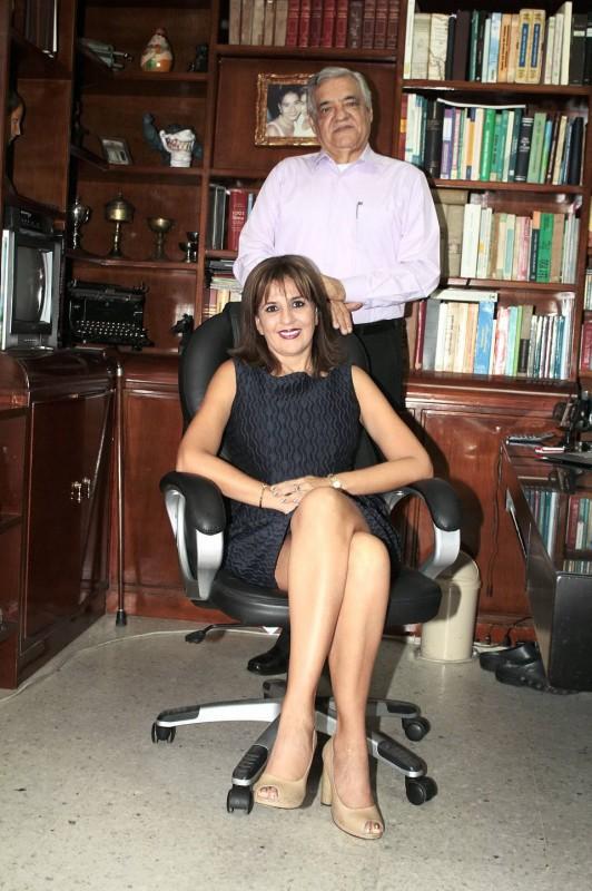 Eduardo Pilonieta y Patricia Álvarez lideran una de las empresas más consolidadas en el ámbito jurídico del Bucaramanga