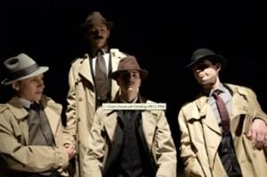El jueves 12 de septiembre Teatro Libre presentará 'La inevitable ascensión de Arturo Ui'. - Suministrada /GENTE DE CABECERA