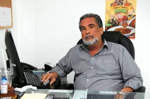 Hernando es un abogado que busca otras posibilidades de negocio. - Jaime Del Río / GENTE DE CABECERA