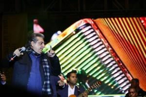 Jorge Oñate estará en la Feria Ganadera.