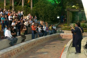 En la concha acústica José A. Morales se realizarán varios de los eventos musicales de la Feria de Bucaramanga