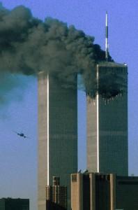 El primer choque fue contra la torre 1, a las 8:12 a. m. y justo donde trabajaba Alfonso.