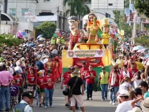 Carnaval de oriente.