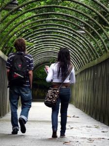 La oferta universitaria para jóvenes es liderada por el departamento de Relaciones Internacionales de la Unab. - Archivo / GENTE DE CABECERA