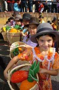 El Festival de Danza Infantil es un encuentro de carácter no competitivo. - Archivo /GENTE DE CABECERA
