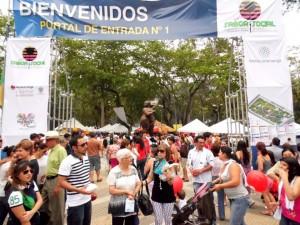 La ciudadana se quejó por las incomodidades causadas con los eventos públicos en el parque San Pío. - Archivo /GENTE DE CABECERA