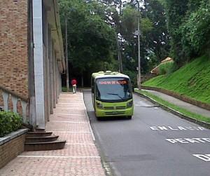 La ruta AQ4 recorre Pan de Azúcar, El Jardín, calle 56, carrera 33 y baja al Centro de Bucaramanga. - Suministrada / GENTE DE CABECERA