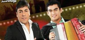 Churo Díaz y Elías Mendoza lideran una agrupación musical que se presenta por estos días en Bucaramanga. - Suministrada / GENTE DE CABECERA