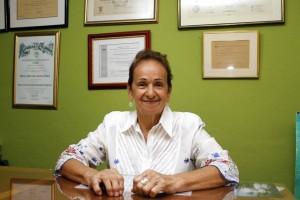 Mercedes Gélvez de Silva tiene 75 años y 38 de tener su propio colegio en El Prado. - Fotos Nelson Díaz / GENTE DE CABECERA