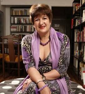 Diana Uribe, historiadora.
