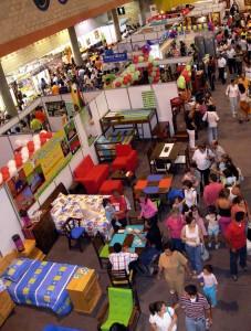 La Feria del Hogar se realiza anualmente en Cenfer. - Archivo / GENTE DE CABECERA