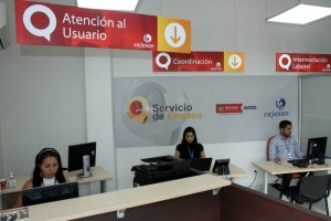 La nueva oficina de gestión de empleo funciona en la  - Suministrada / GENTE DE CABECERA
