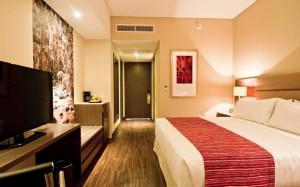 190 habitaciones, entre ellas 30 ejecutivas, entran a ampliar la capacidad hotelera de la ciudad