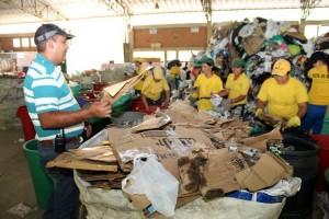 Gonzalo Mejía advirtió que solo el 50% de ciudadanos está cumpliendo con la labor de reciclaje desde sus casas. - Archivo /  GENTE DE CABECERA