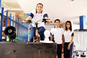 En total, fueron veinticuatro los estudiantes de los grados 9 y 10 del Centro Educativo Cajasán  los que hicieron presencia en este evento.  - Suministrada /GENTE DE CABECERA