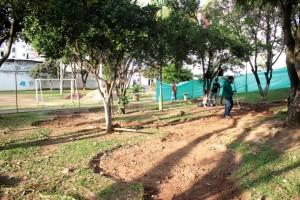 El sector de Las Mercedes y Conucos tendrá su propio gimnasio desde la próxima semana - Javier  Gutiérrez /GENTE DE CABECERA